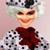 Glenn Close Dressup