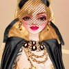 Madonna the queen of pop Dressup